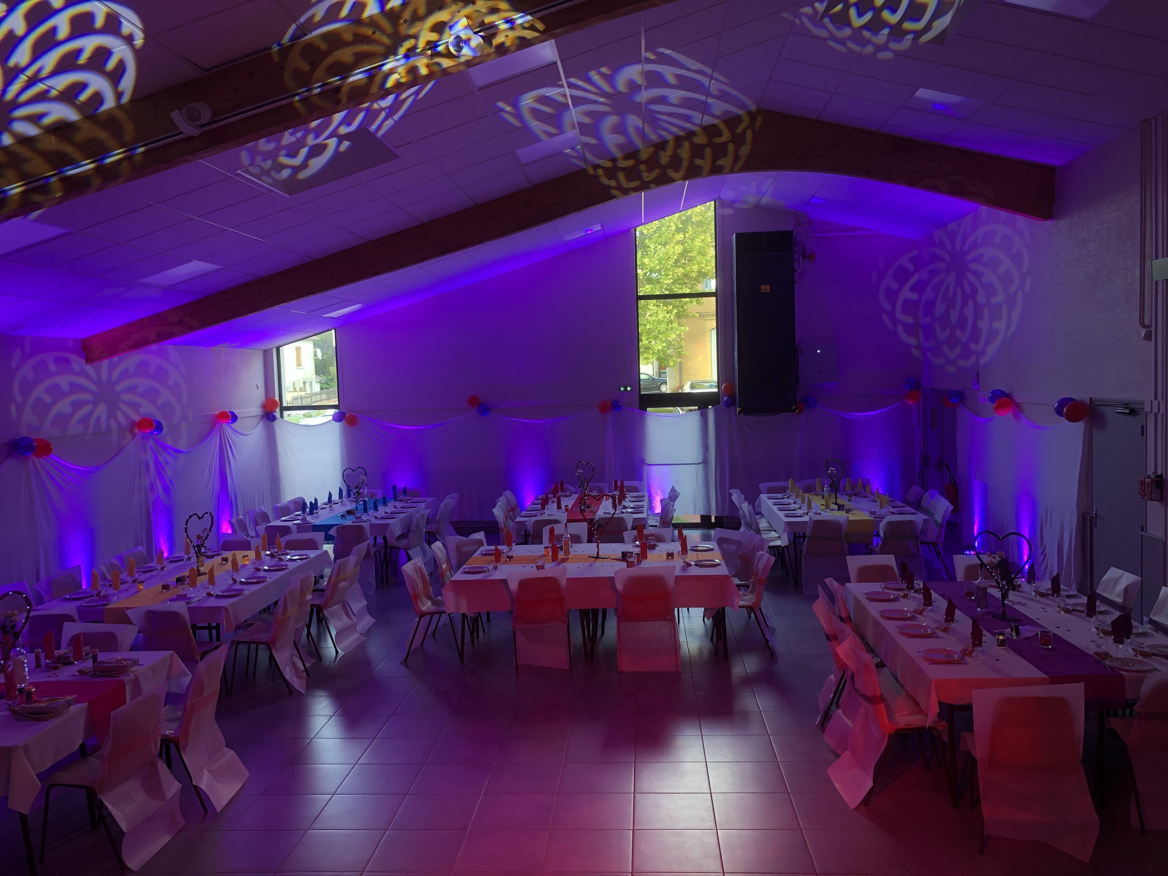 Salle réception Nandax